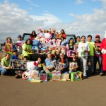 Monsanto Employees Hold Toy Drive for Maui Children