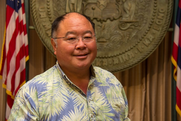 James Nishimoto has been named director for the Department of Human Resources Development. Photo courtesy Ige Administration.