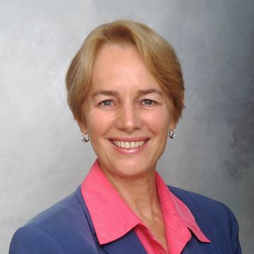 """Dr. Virginia """"Ginny"""" Pressler, MD, MBA, FACS"""