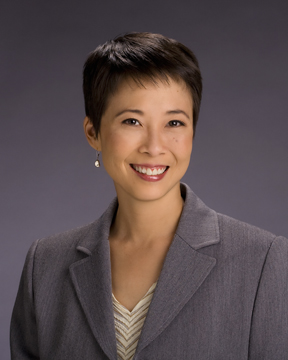 Rachael Wong, DrPH, will serve as the director of the Department of Human Services, beginning Jan. 1, 2015.  Photo courtesy Ige administration.