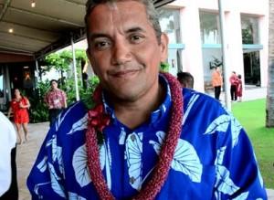 Hawaiʻi Island Mayor Billy Kenoi. File photo courtesy County of Maui Office of Council Services.