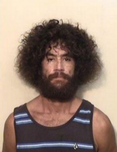 Jeffrey Kalani Davis. Photo courtesy Maui Police.