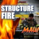 Haʻikū Home Fire Sparked by Smoking Ember
