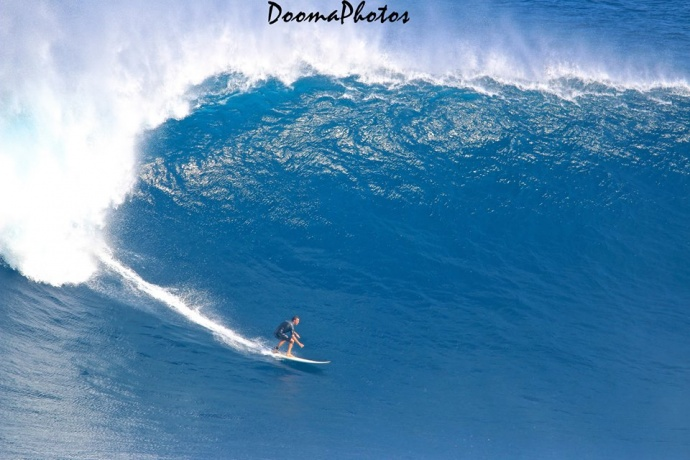 "Pe'ahi ""Jaws"" 1.22.15 / Image: Dooma Photos"