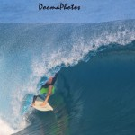 Randy Goose Welch surfing on Maui / Image: Dooma Photos