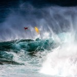 "Kai Lenny at Pe'ahi ""Jaws"" 1.21.15 / Image: Jimmie Hepp"