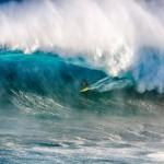 PHOTOS: Late January Pe'ahi Swells