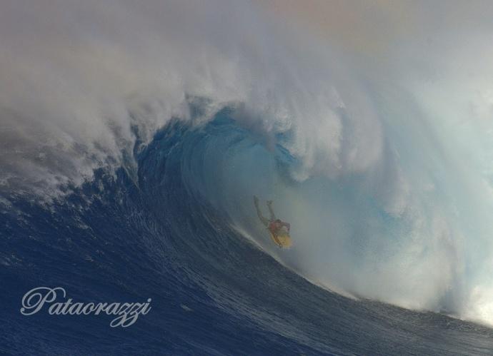 "Pe'ahi ""Jaws"" 1.21.15 / Image: John Patao"