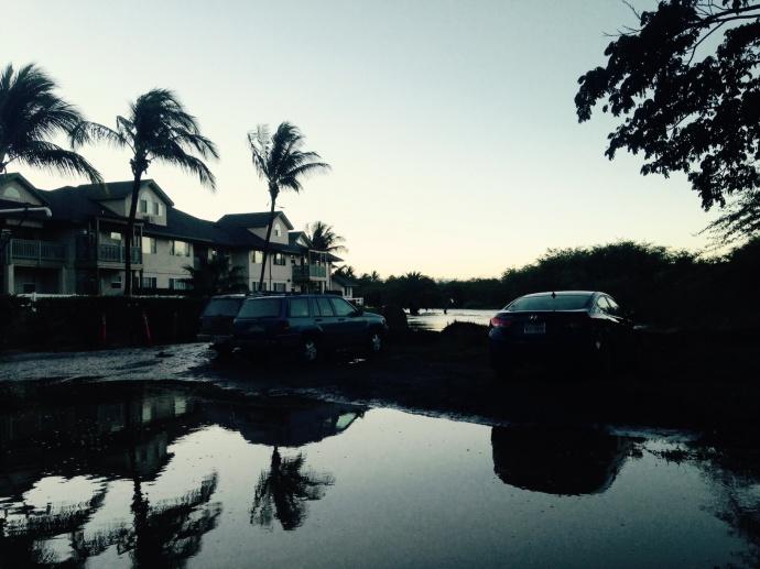 Villas at Kenolio 1/3/15 -Image: Cindy Foreman
