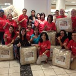 Macy's in Kahului makes a donation to Women Helping Women. Courtesy photo.