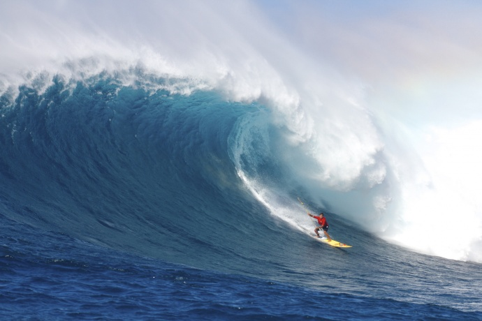 "Pe'ahi ""Jaws"" 1.21.15 / Image: Gavin Shigesato"