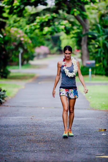 Lindy Shapiro, founder of the non-profit Bodhi Education Project on Maui.
