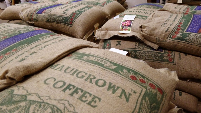 MauiGrown Coffee. Courtesy image.