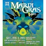 Mardi Gras Maui Party on Feb. 7 to Benefit AIDS Prevention
