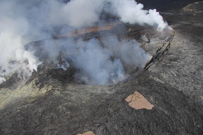 volcano puu oo jan 1 2015