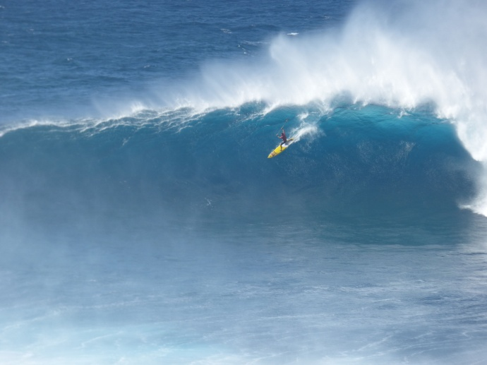 "Pe'ahi ""Jaws"" 1.21.15 / Image: Andy Weinberg"