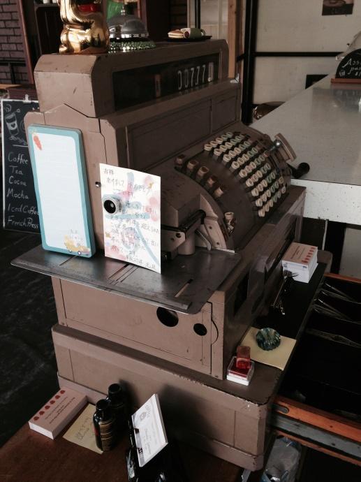 coffee attic cash register