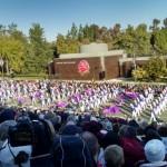 Maui Mayor Accompanies Sabers to Maui's First Rose Parade