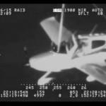 Coast Guard Captures Amazing Video of Parachuting Plane
