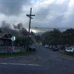 UPDATE: Structure Fire in Waikapu