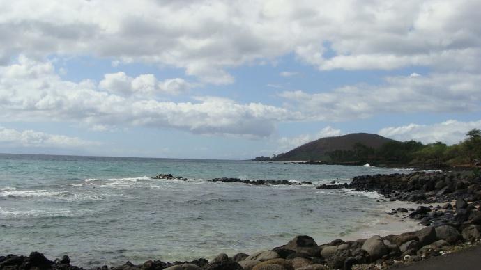 Mākena, Maui. Photo by Wendy Osher.