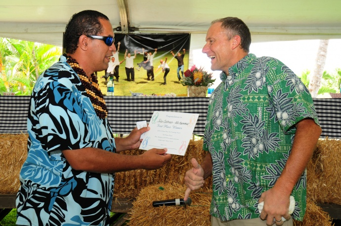 In 2014, John Cadman won first place in the Hawaiʻi Food Products Recipe Contest for his delicious Ulu Hummus.