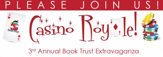 Casino Royale, the Third Annual Book Trust Extravaganza