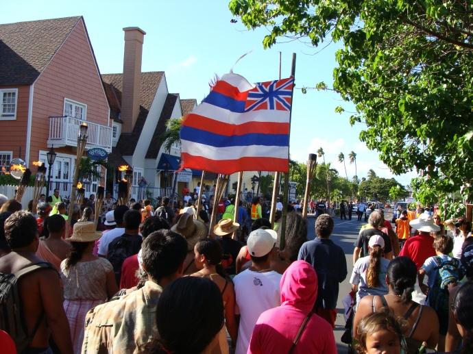 Kaʻapuni 2009, file photo by Wendy Osher.