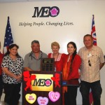 MEO Honors Maui Community Correctional Center as Volunteer of 2014