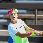 Donaldson Faces Meister Today in Royal Lāhainā Challenger
