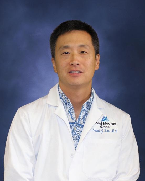 Dr Ernest Lee. Courtesy photo.