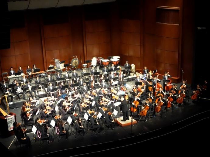 Hawaii Youth Symphony. Courtesy photo.