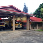 Hāna Fire Station. Courtesy photo.