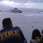 UPDATE: PWF Boat Stuck on Lāhainā Harbor Reef