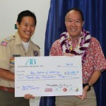 Boy Scout Maui Council Issues Awards for Service