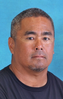 Maui High's new head football coach Keith Shirota. Photo courtesy of Maui High School.