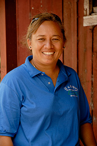 Lynn DeCoite photo Curtesy of the office of Governor Ige.
