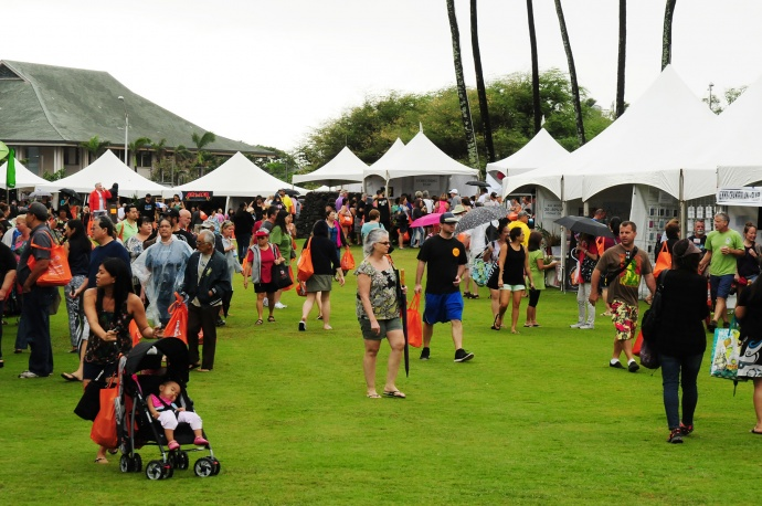 Made in Maui County Festival 2104