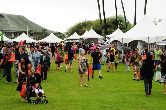 Made in Maui County Festival 2104