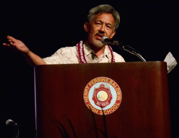 Lorrin Pang. Maui Weekly photo.