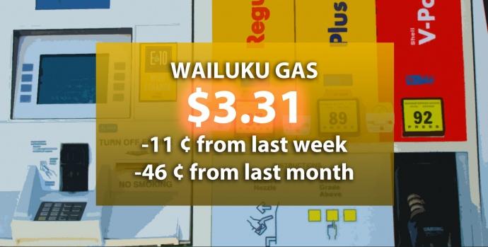 WAILUKU GAS 2 12 15