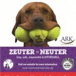 Zeuterin flyer, courtesy Maui Humane Society.