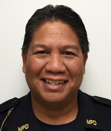 Peter Delima. Photo courtesy Maui Police Department.