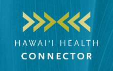 Hawaiʻi Health Connector logo.