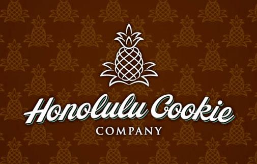 honolulu-cookie-logo-design