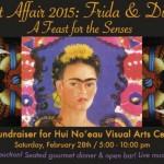Hui No'eau Center Holding Frida & Diego-Themed Art Event