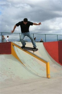 Keōpūolani Skate Park. Photo courtesy County of Maui.