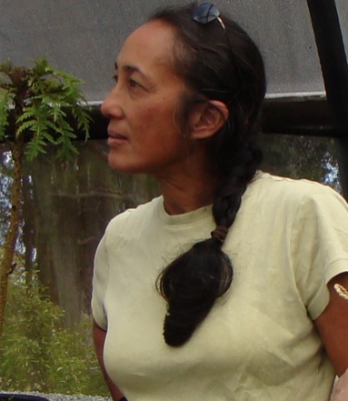 Lecture on Propagating Rare Plants by Anna Palomino.