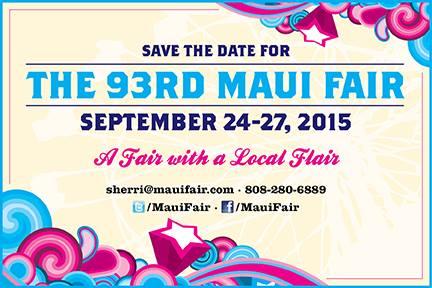 Maui Fair 2015