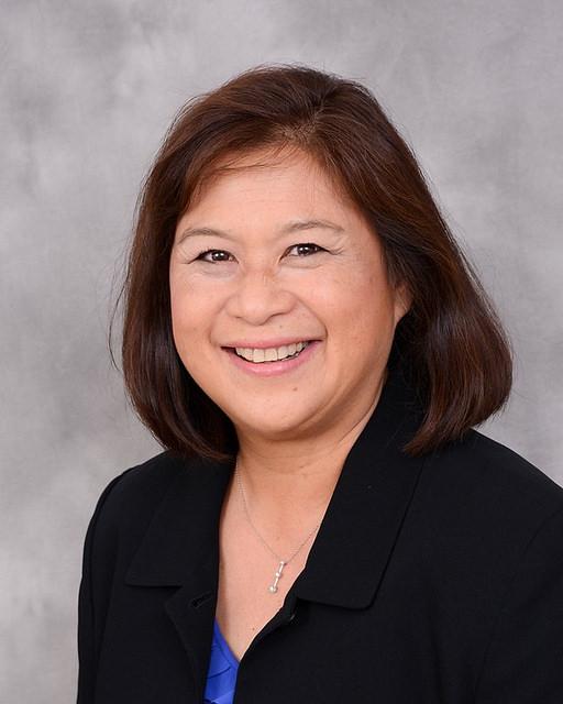 Dani Wong Tomiyasu.  Photo courtesy Office of the Governor State of Hawaiʻi.